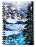 Canada, Alberta - 07 Spiral Notebook