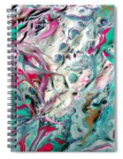 Happy Synapse Spiral Notebook