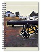 Cannon - Victoria Park Pei Spiral Notebook