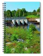Canton Central 1 Spiral Notebook