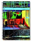 Canton Central 10 Spiral Notebook