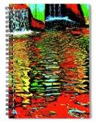 Canton Central 15 Spiral Notebook