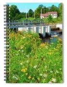 Canton Central 3 Spiral Notebook