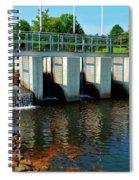 Canton Central 8 Spiral Notebook