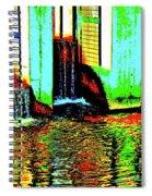 Canton Central 9 Spiral Notebook