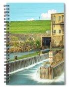 Canyon Lake Spillway Spiral Notebook