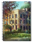 Capital Afternoon Spiral Notebook