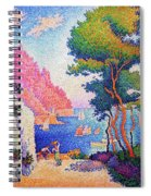 Capo Di Noli - Digital Remastered Edition Spiral Notebook