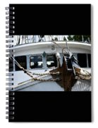 Captain's View Spiral Notebook