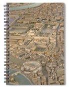 Caput Mundi X Spiral Notebook