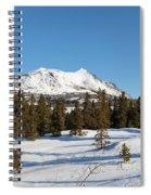 Carcross Desert Off South Klondike Highway Yukon Spiral Notebook