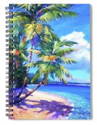 Caribbean Paradise Spiral Notebook