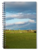 Carnmenellis Landscape Spiral Notebook