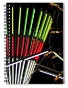 Carny Night Spiral Notebook
