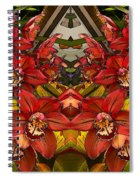 Carousel  Spiral Notebook