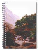 Carrara Spiral Notebook