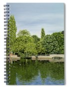 Carshalton Ponds Spiral Notebook