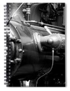Case Eagle Spiral Notebook
