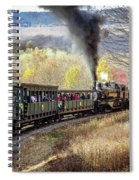 Cass Rr Spiral Notebook