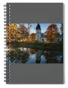 Castle Spiral Notebook