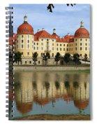 Castle Moritzburg  Spiral Notebook