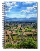 Castle View Spiral Notebook