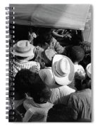 Castro Men And Women Spiral Notebook