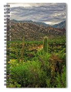 Catalina Foothills H1130 Spiral Notebook