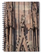Cathedral Chimera Spiral Notebook