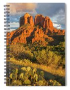 Cathedral Rock, Coconino National Spiral Notebook