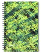Cautious Spiral Notebook