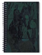 Cavalry 8 Spiral Notebook