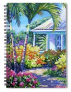 Cayman Yard Spiral Notebook