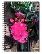 Center Of Attention Spiral Notebook