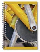 Chain Gang Spiral Notebook
