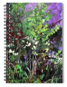 Changing Seasons Spiral Notebook