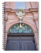 Chapel Door Spiral Notebook