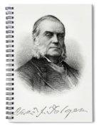 Charles J. Folger Spiral Notebook