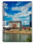 Charleston, West Virginia Spiral Notebook
