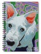 Charley Spiral Notebook