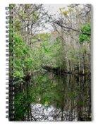 Charlie Bowlegs Creek Spiral Notebook