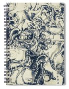Charming Cup Spiral Notebook
