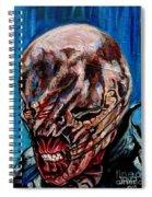Chatterer Hellraiser Spiral Notebook
