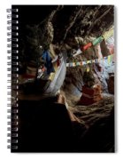Chhungsi Cave From The Inside, Mustang Spiral Notebook