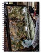 Chiesa Di Sant' Ignazio Di Loyola Spiral Notebook