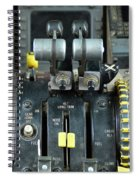 China Southern Md-82 Throttle Spiral Notebook