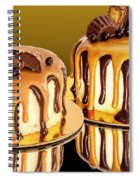 Chocolate Delights Spiral Notebook