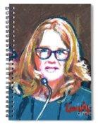 Christine Blasey Ford Testifies Before Senate Spiral Notebook
