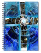 Christ Now Spiral Notebook
