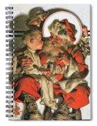Christmas Eve - Digital Remastered Edition Spiral Notebook